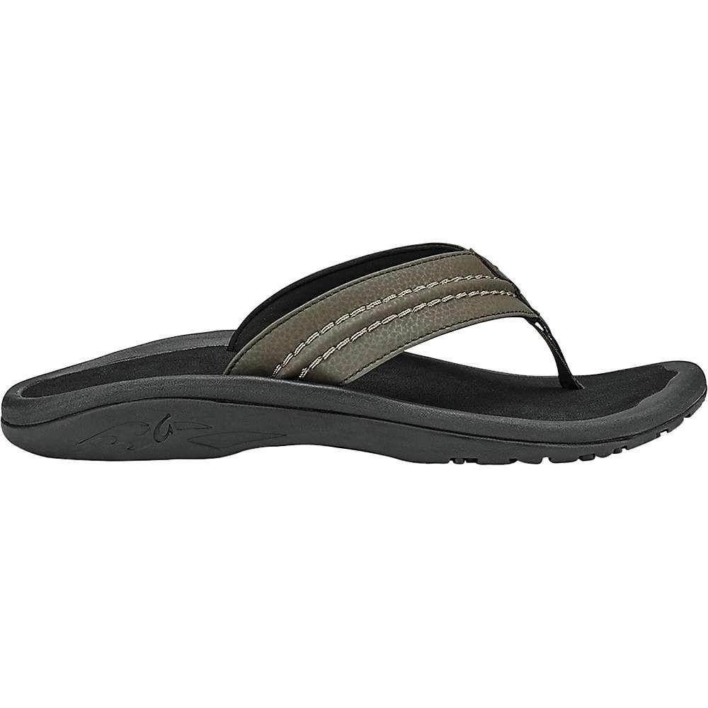 オルカイ OluKai メンズ サンダル シューズ・靴【hokua sandal】Kona/Black