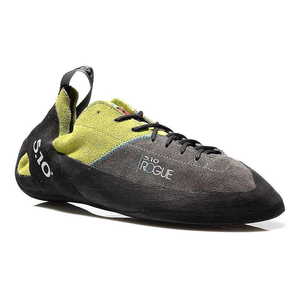 ファイブテン Five Ten メンズ クライミング レースアップ シューズ・靴【rogue lace-up climbing shoe】Green/Charcoal