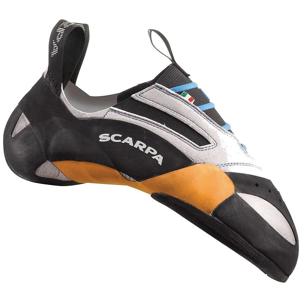スカルパ Scarpa メンズ クライミング シューズ・靴【stix climbing shoe】Silver