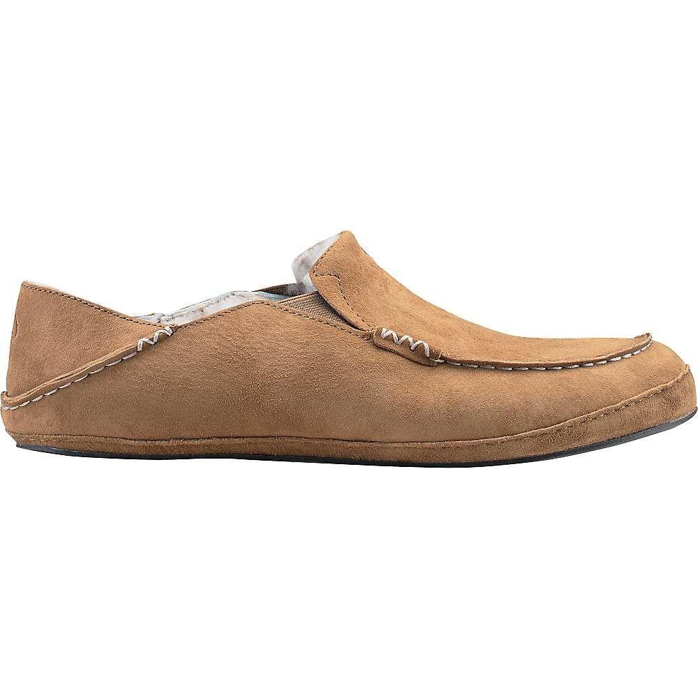 オルカイ OluKai メンズ スリッパ シューズ・靴【moloa slipper】Tobacco/Tobacco