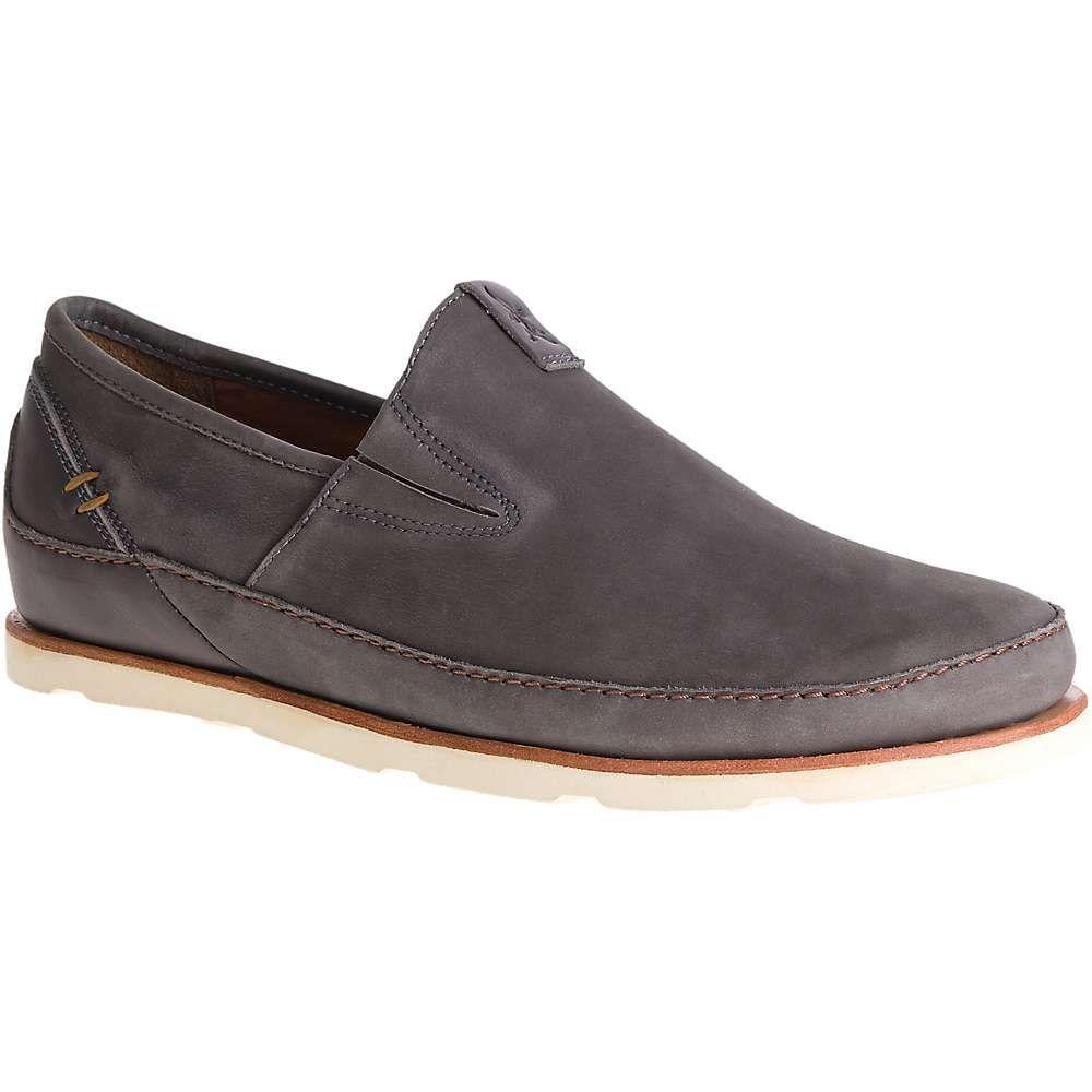 チャコ メンズ シューズ・靴 スリッポン・フラット Dark Gull Grey 【サイズ交換無料】 チャコ Chaco メンズ スリッポン・フラット シューズ・靴【thompson slip on shoe】Dark Gull Grey