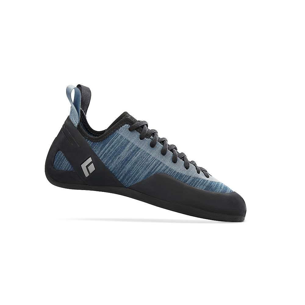 ブラックダイヤモンド Black Diamond メンズ クライミング シューズ・靴【momentum lace climbing shoe】Midnight