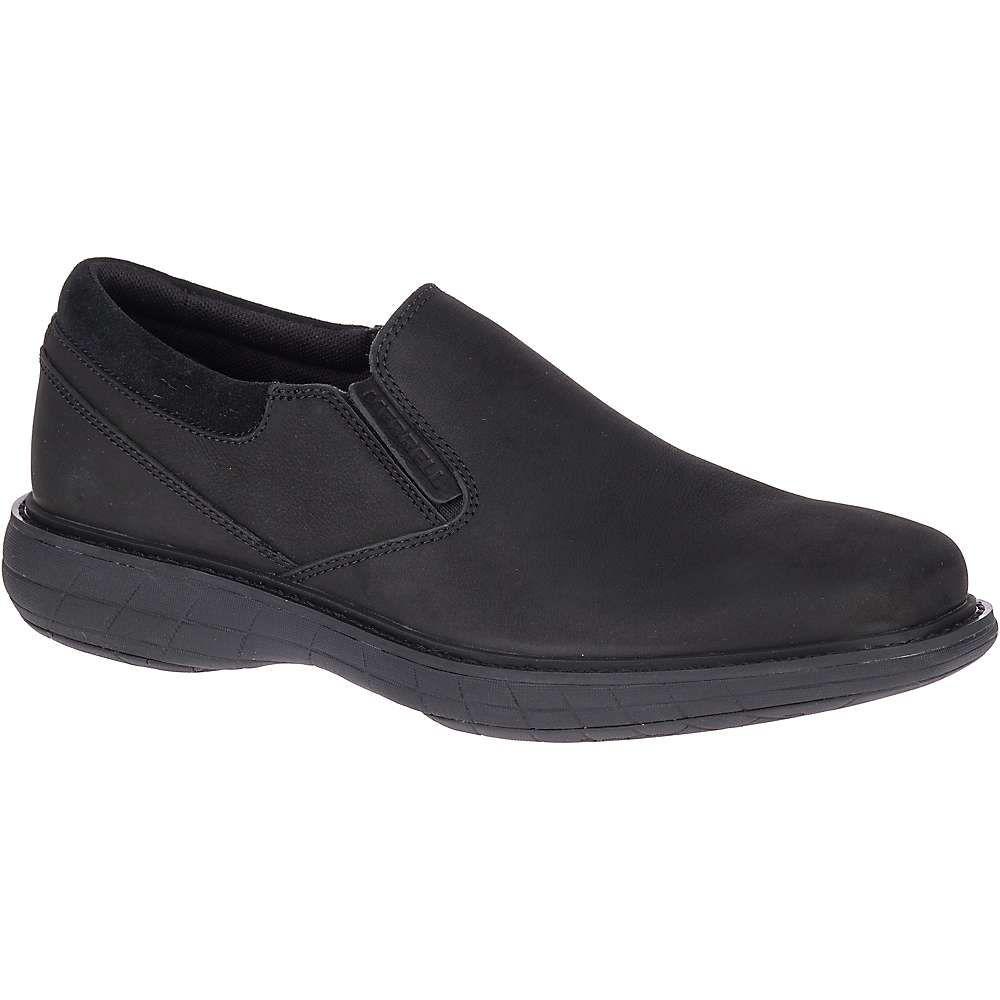 メレル Merrell メンズ クライミング シューズ・靴【world moc shoe】Black