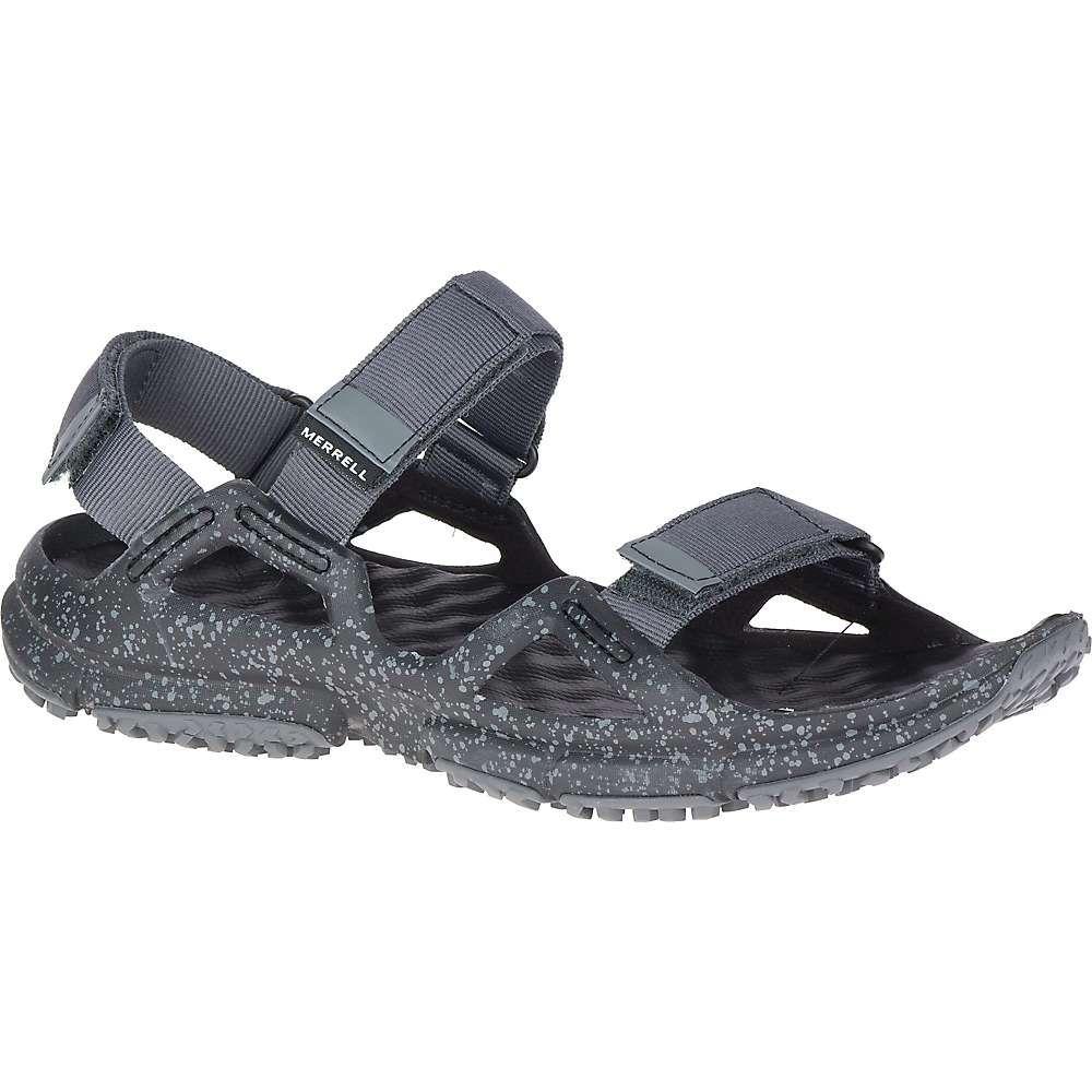 メレル Merrell メンズ サンダル シューズ・靴【hydrotrekker strap sandal】Black