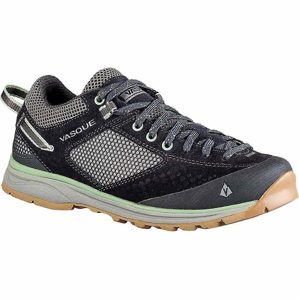 バスク Vasque レディース ハイキング・登山 シューズ・靴【grand traverse shoe】Ebony/Basil