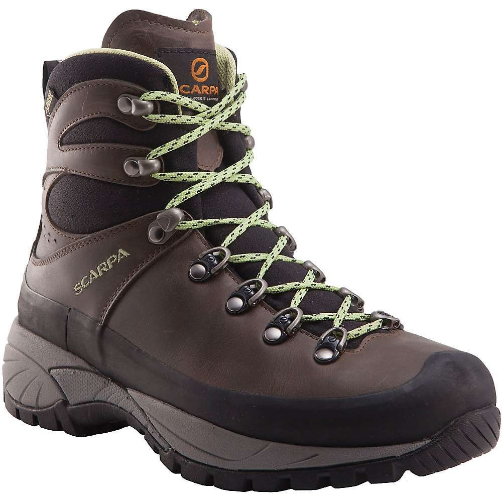 スカルパ Scarpa レディース ハイキング・登山 ブーツ シューズ・靴【r - evolution plus gtx boot】Tundra