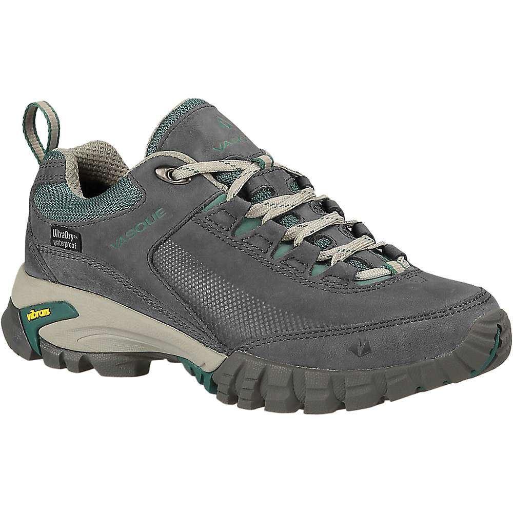 バスク Vasque レディース ハイキング・登山 シューズ・靴【talus trek low ultradry shoe】Gargoyle/Jasper