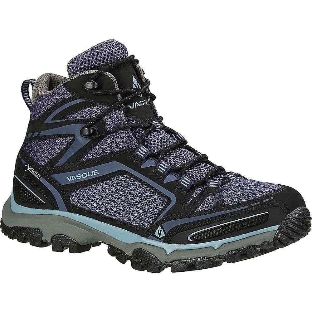 バスク レディース ハイキング・登山 シューズ・靴 Crown Blue/Stone Blue 【サイズ交換無料】 バスク Vasque レディース ハイキング・登山 ブーツ シューズ・靴【inhaler ii gtx boot】Crown Blue/Stone Blue