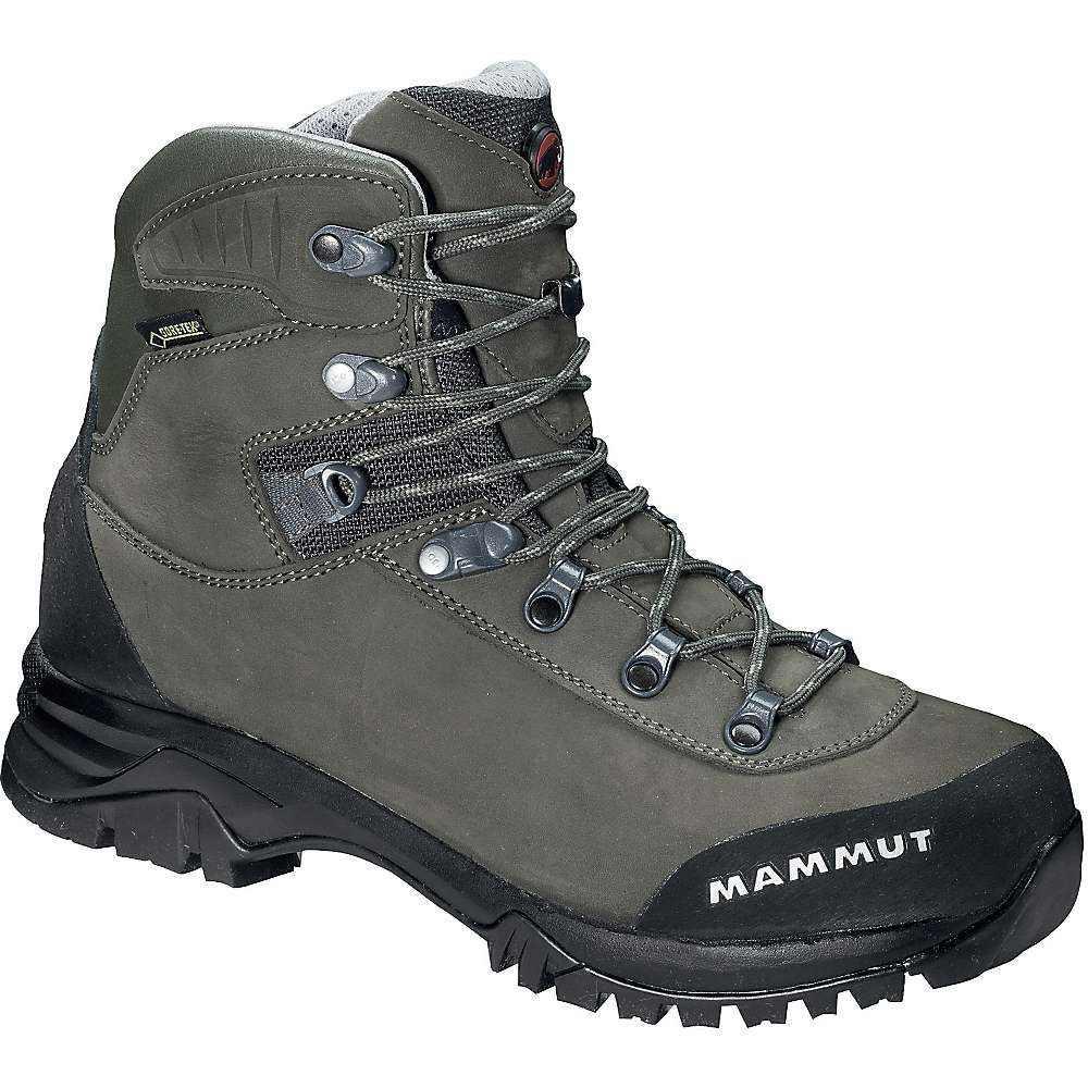 マムート Mammut レディース ハイキング・登山 ブーツ シューズ・靴【trovat advanced high gtx boot】Bark/Grey
