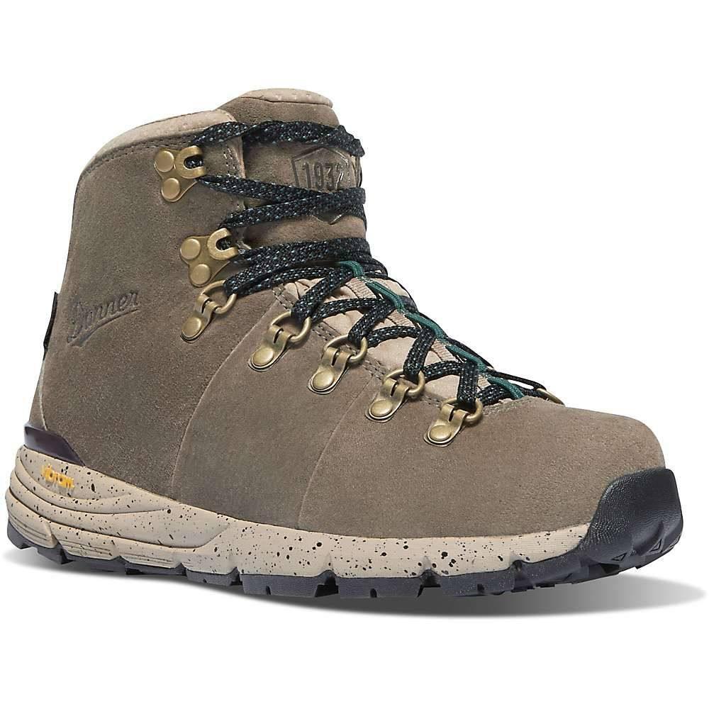 ダナー Danner レディース ハイキング・登山 ブーツ シューズ・靴【mountain 600 4.5in boot】Hazelwood/Balsam Green
