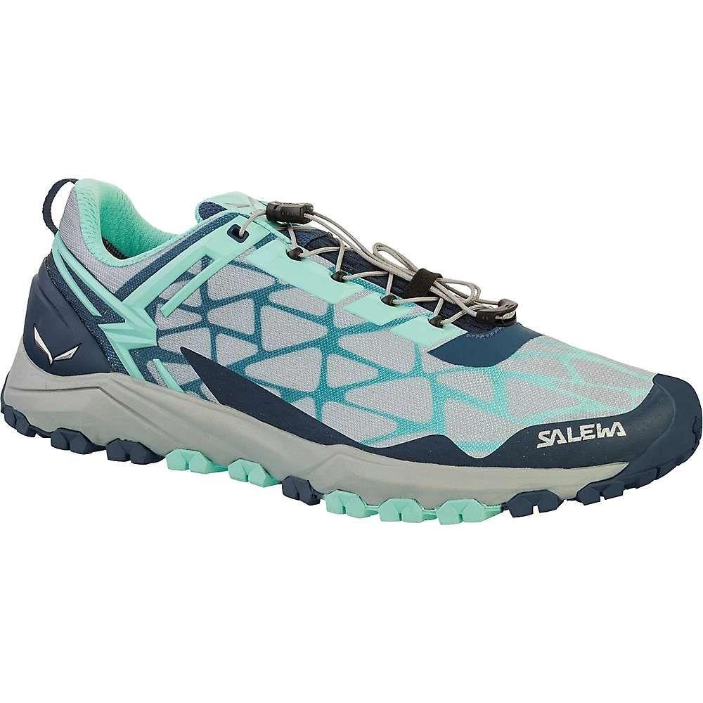 サレワ Salewa レディース ハイキング・登山 シューズ・靴【multi track shoe】Dark Denim/Aruba Blue