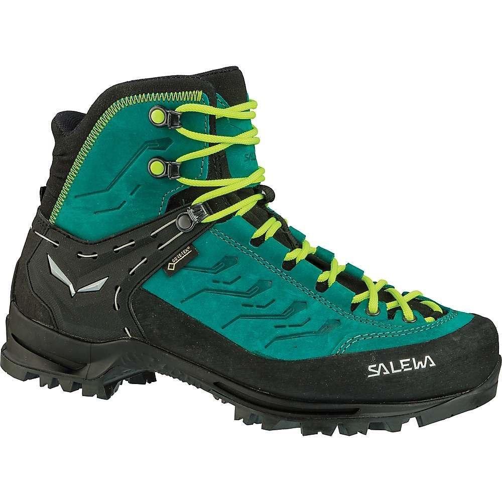 サレワ Salewa レディース ハイキング・登山 ブーツ シューズ・靴【rapace gtx boot】Shaded Spruce/Sulphur Spring