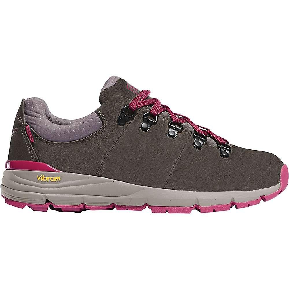 ダナー レディース ハイキング・登山 シューズ・靴 Grey/Plum 【サイズ交換無料】 ダナー Danner レディース ハイキング・登山 ブーツ シューズ・靴【mountain 600 low 3in boot】Grey/Plum