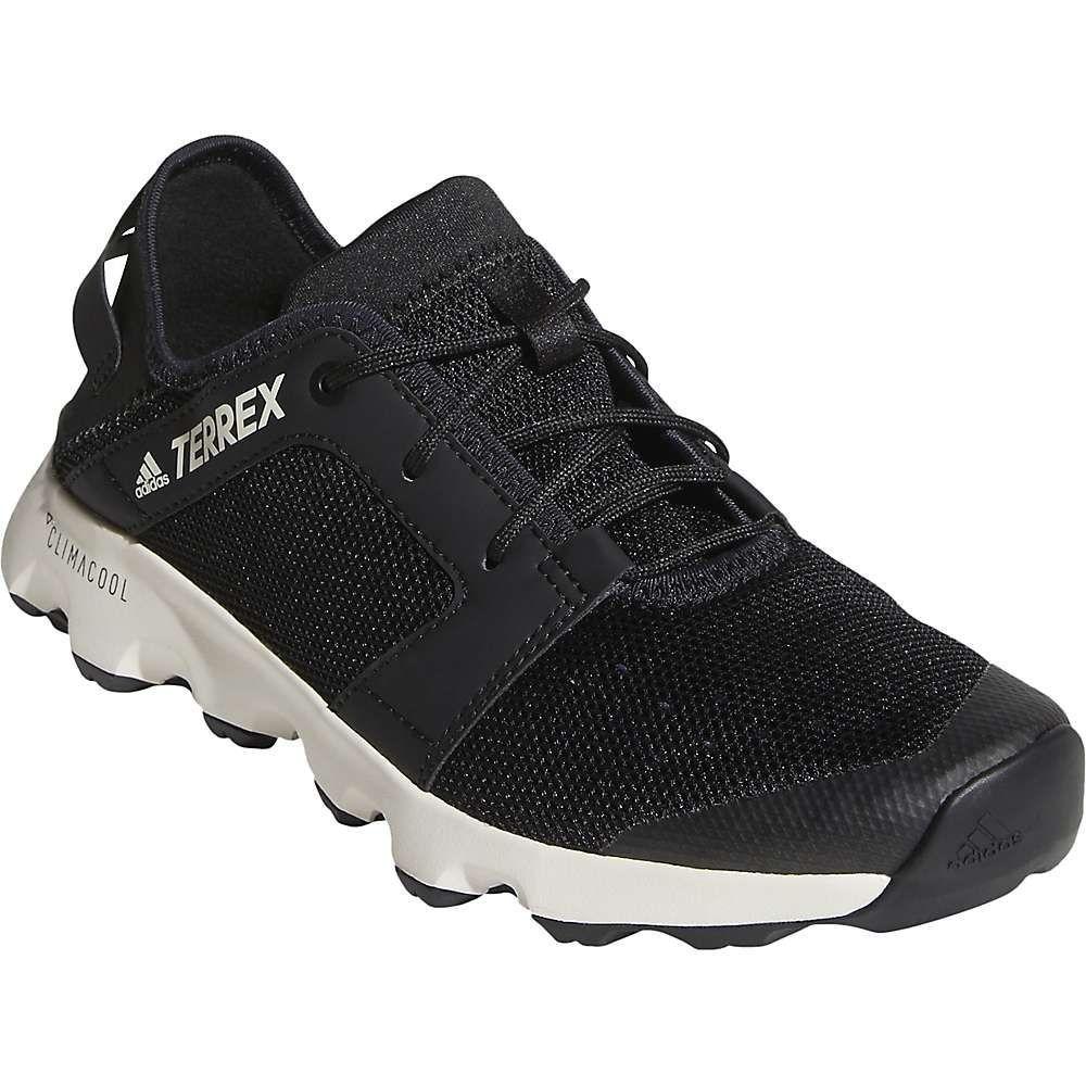 アディダス Adidas レディース ハイキング・登山 シューズ・靴【terrex cc voyager sleek shoe】Black/Black/Chalk White