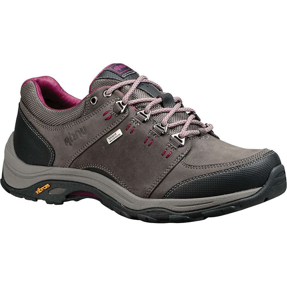 テバ Teva レディース ハイキング・登山 シューズ・靴【ahnu by montara iii event shoe】Charcoal Grey