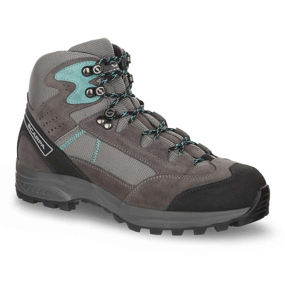 スカルパ Scarpa レディース ハイキング・登山 ブーツ シューズ・靴【kailash lite boot】Smoke/Lagoon
