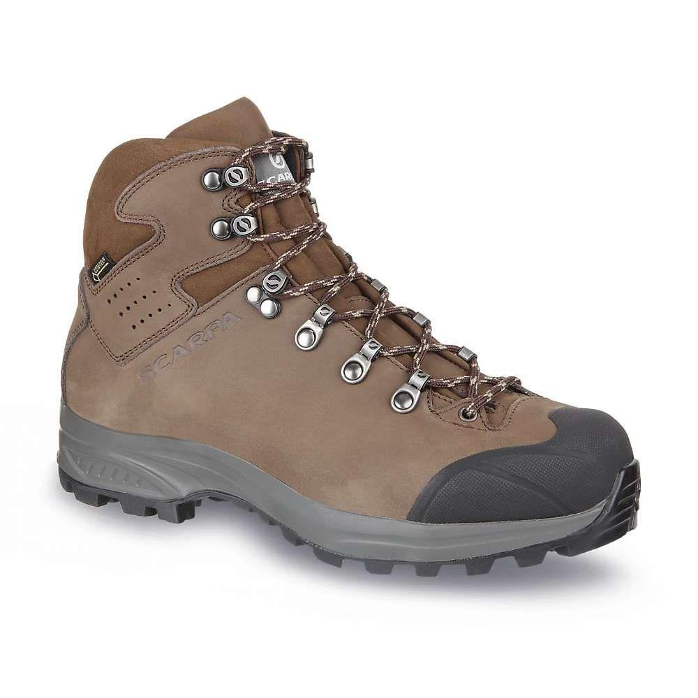 スカルパ Scarpa レディース ハイキング・登山 ブーツ シューズ・靴【kailash plush gtx boot】Dark Brown