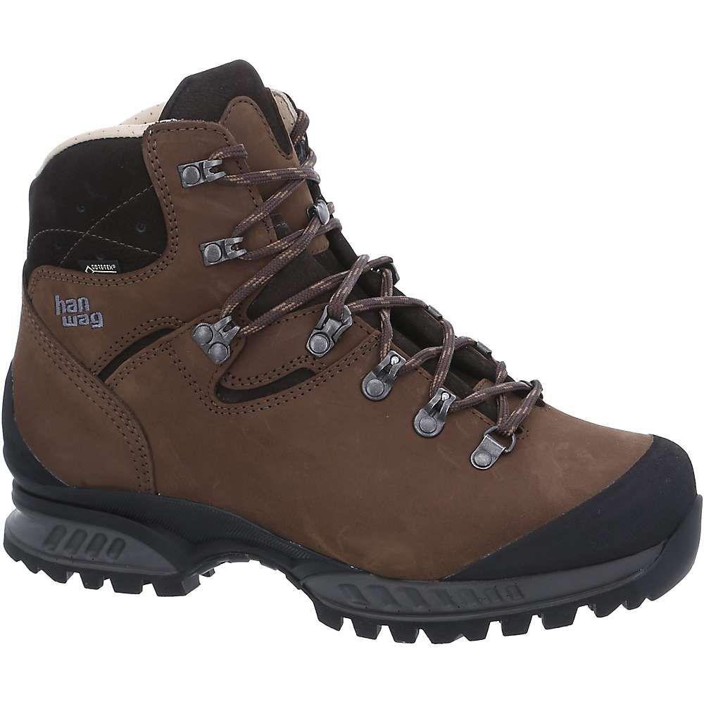 ハンワグ レディース ハイキング・登山 シューズ・靴 Brown 【サイズ交換無料】 ハンワグ Hanwag レディース ハイキング・登山 ブーツ シューズ・靴【tatra ii gtx boot】Brown