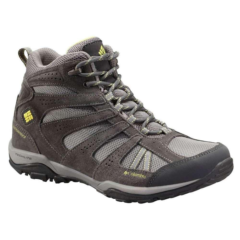 コロンビア Columbia Footwear レディース ハイキング・登山 ブーツ シューズ・靴【columbia dakota drifter wp mid boot】Light Grey/Sunnyside
