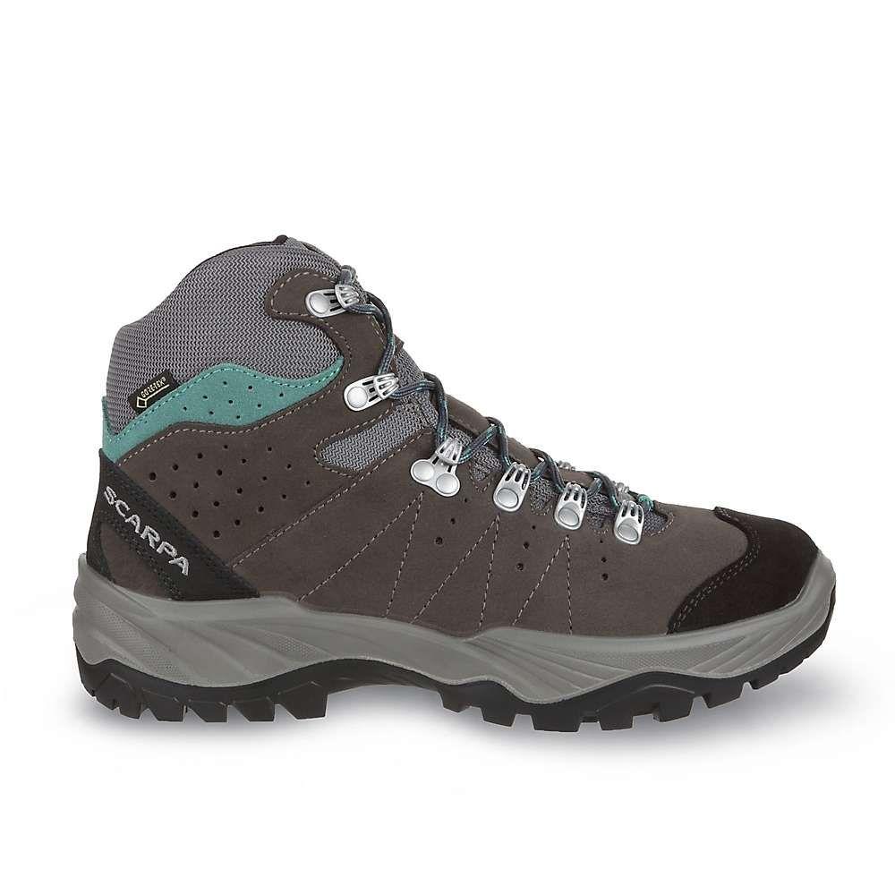 スカルパ Scarpa レディース ハイキング・登山 ブーツ シューズ・靴【mistral gtx boot】Smoke/Lagoon