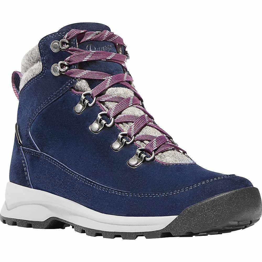 ダナー Danner レディース ハイキング・登山 ブーツ シューズ・靴【adrika hiker- wool boot】Navy