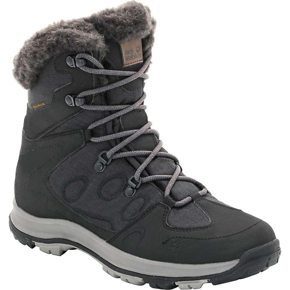 ジャックウルフスキン Jack Wolfskin レディース ハイキング・登山 ブーツ シューズ・靴【thunder bay texapore mid boot】Phantom
