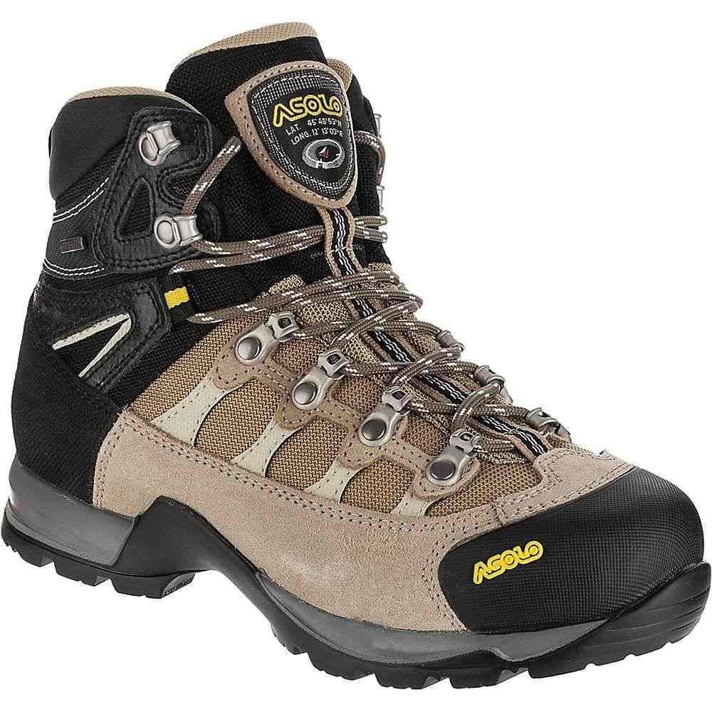 アゾロ Asolo レディース ハイキング・登山 ブーツ シューズ・靴【stynger gtx boot】Earth/Tortora