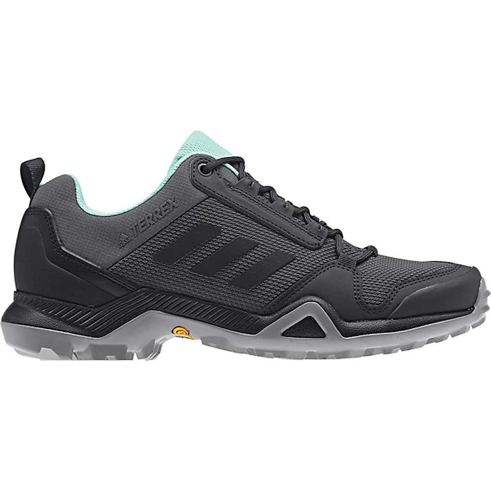 アディダス Adidas レディース ハイキング・登山 シューズ・靴【terrex ax3 shoe】Grey Five/Black/Clear Mint