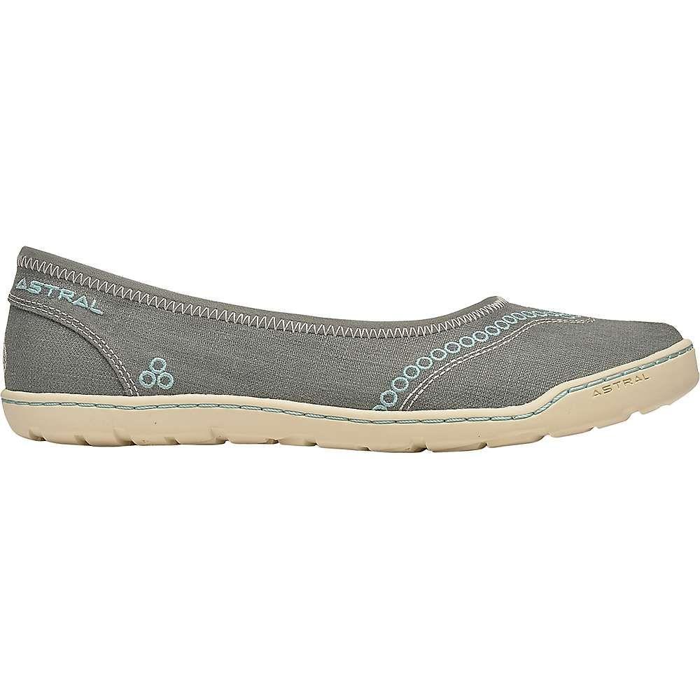アストラル Astral レディース ハイキング・登山 シューズ・靴【hemp maria shoe】Granite Gray