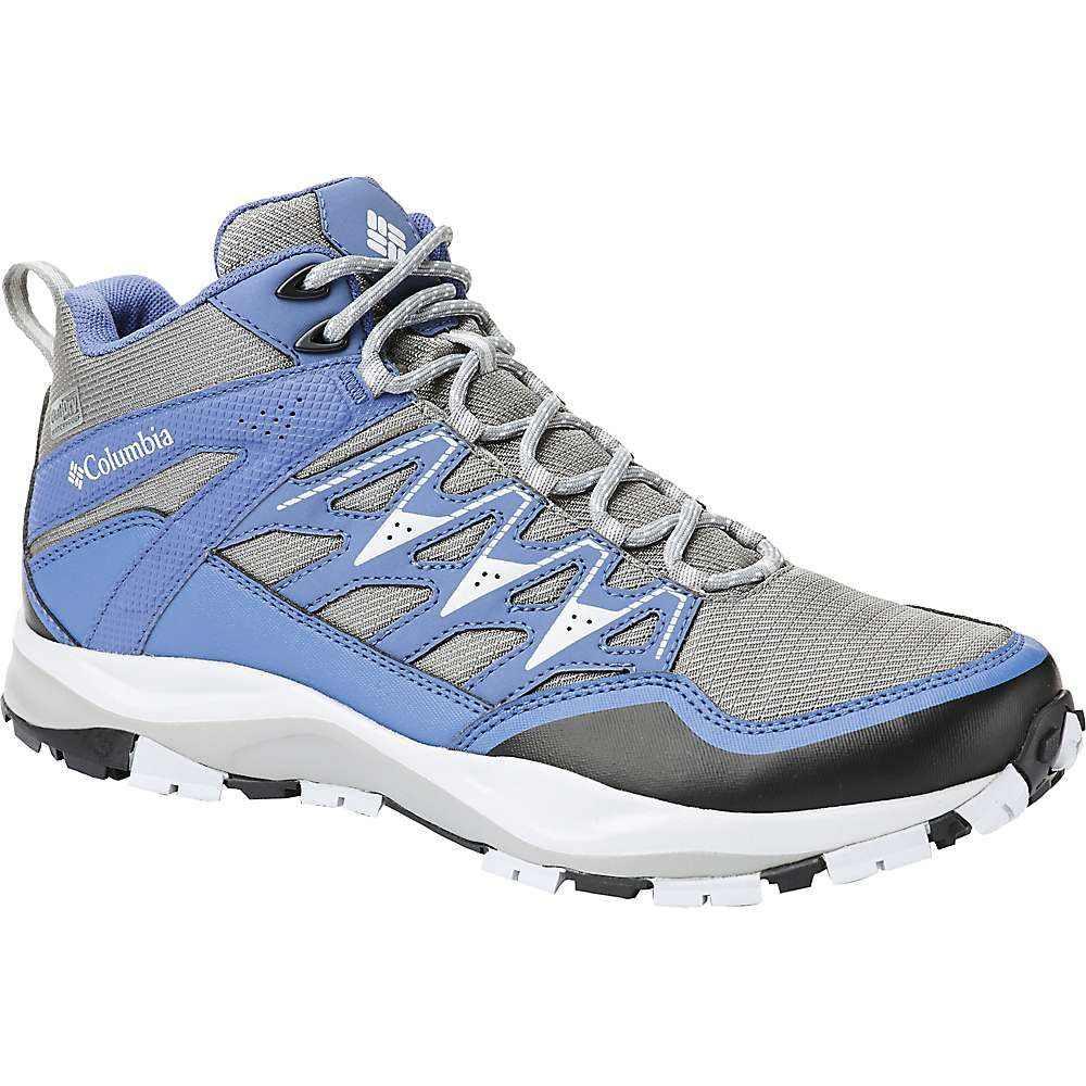 コロンビア Columbia Footwear レディース ハイキング・登山 シューズ・靴【columbia wayfinder mid outdry shoe】Steam/Eve