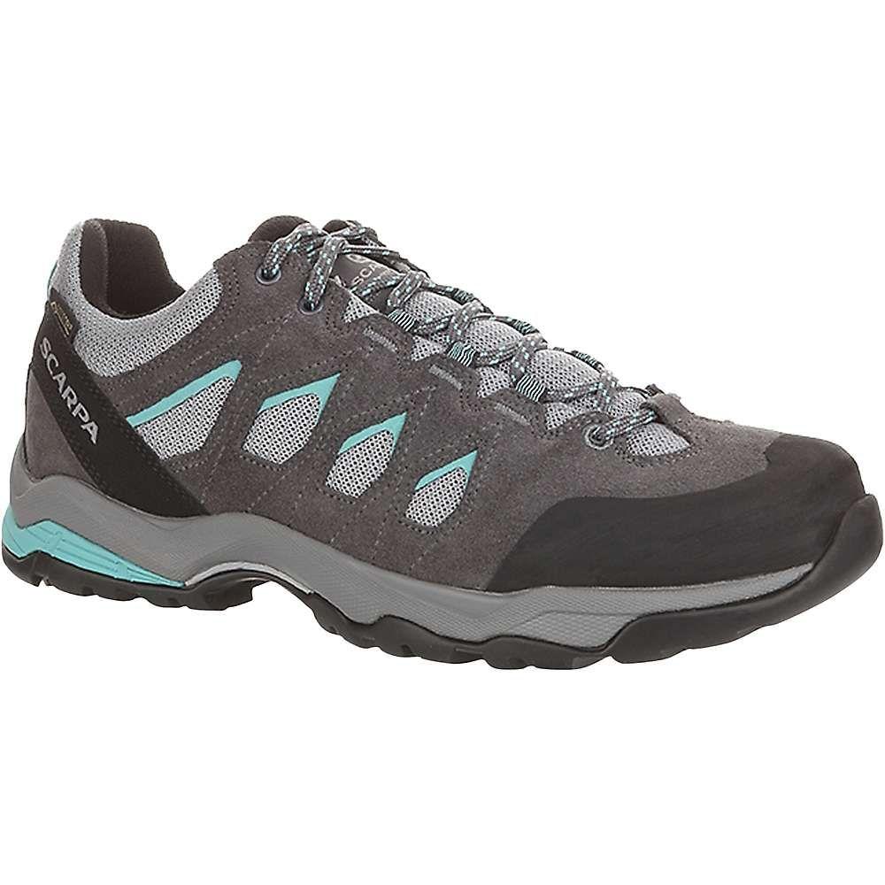 スカルパ Scarpa レディース ハイキング・登山 シューズ・靴【moraine gtx shoe】Grey/Lagoon