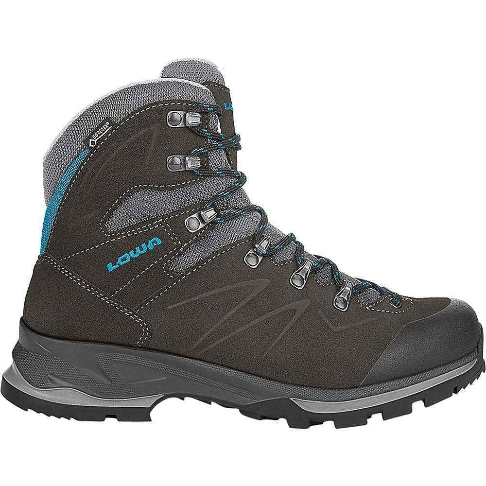ローバー Lowa Boots レディース ハイキング・登山 ブーツ シューズ・靴【lowa badia gtx boot】Anthracite/Blue