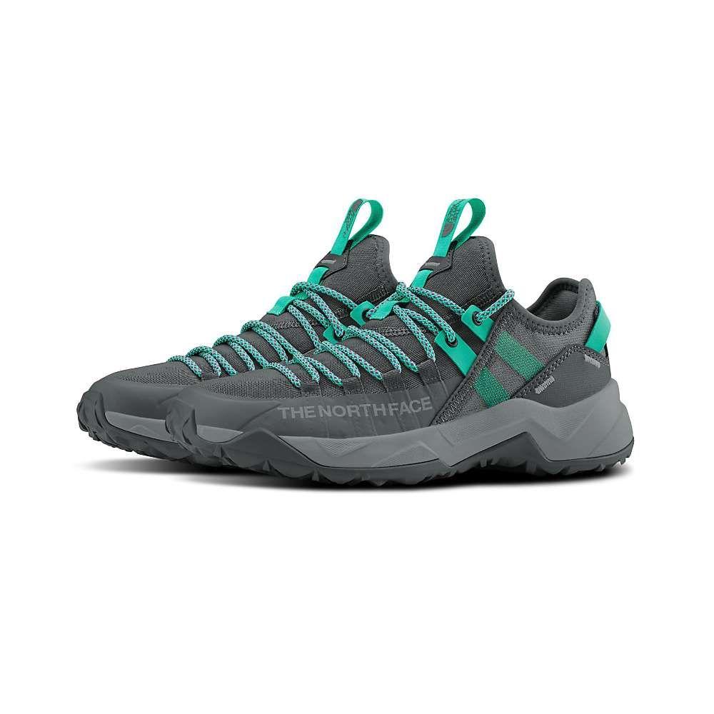 ザ ノースフェイス The North Face レディース ハイキング・登山 シューズ・靴【trail escape edge shoe】Zinc Grey/Meld Grey