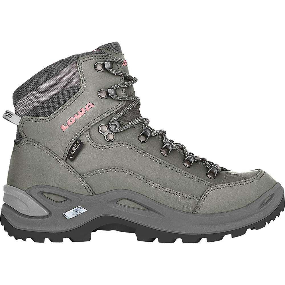 ローバー Lowa Boots レディース ハイキング・登山 ブーツ シューズ・靴【lowa renegade gtx mid boot】Graphite/Rose