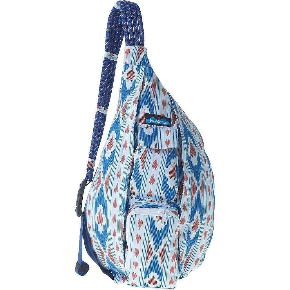 カブー Kavu レディース ショルダーバッグ バッグ【rope sling bag】River Ikat