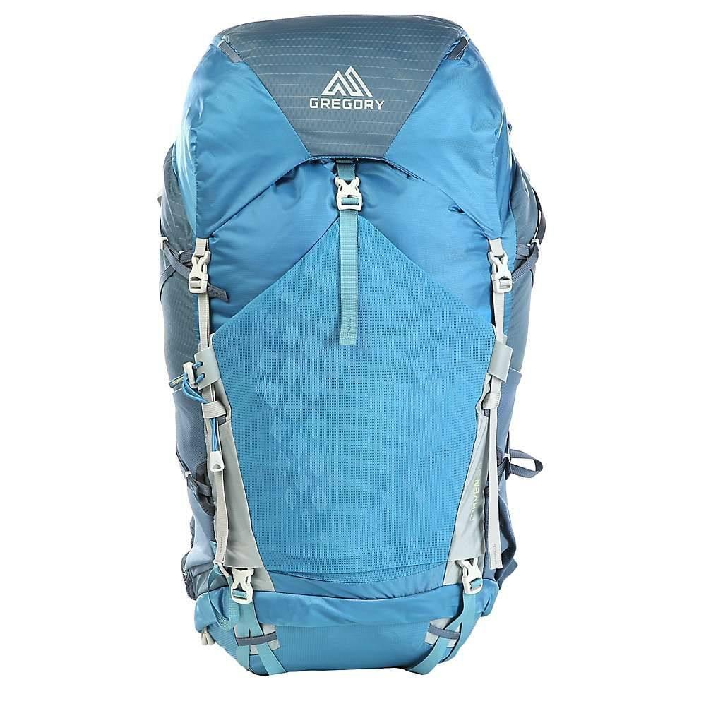 グレゴリー Gregory レディース ハイキング・登山 バックパック・リュック【maven 55l pack】River Blue