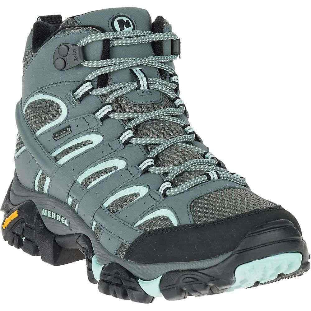メレル Merrell レディース ハイキング・登山 ブーツ シューズ・靴【moab 2 mid gore-tex boot】Sedona Sage