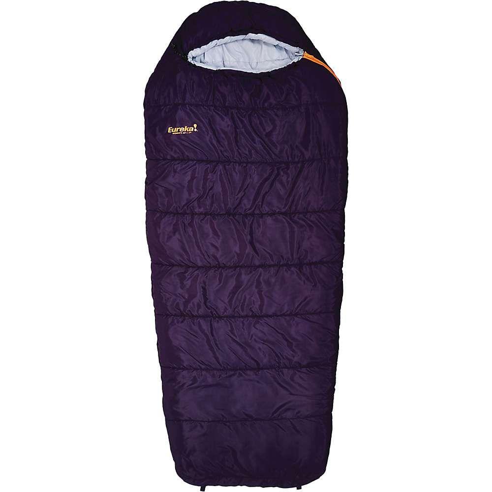 ユレカ Eureka レディース ハイキング・登山 寝袋【lone pine 30 degree sleeping bag】Purple