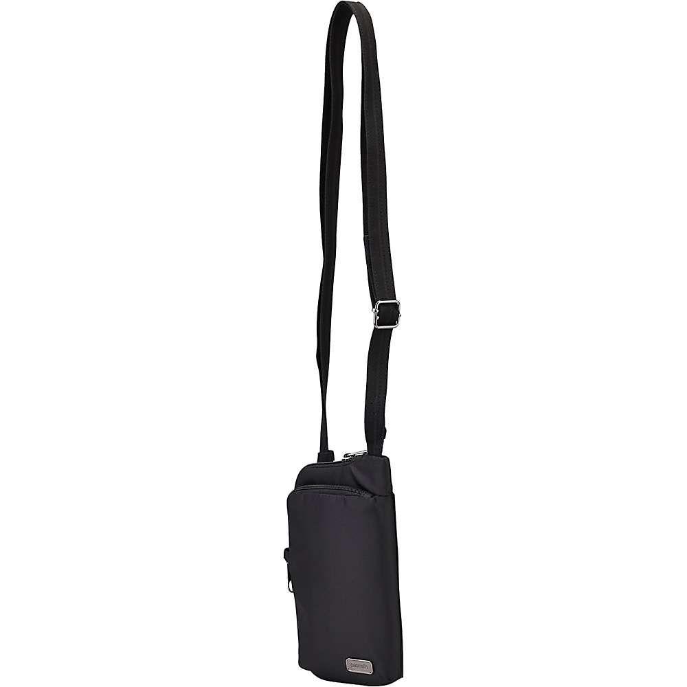 パックセイフ Pacsafe レディース ショルダーバッグ バッグ【daysafe tech crossbody bag】Black