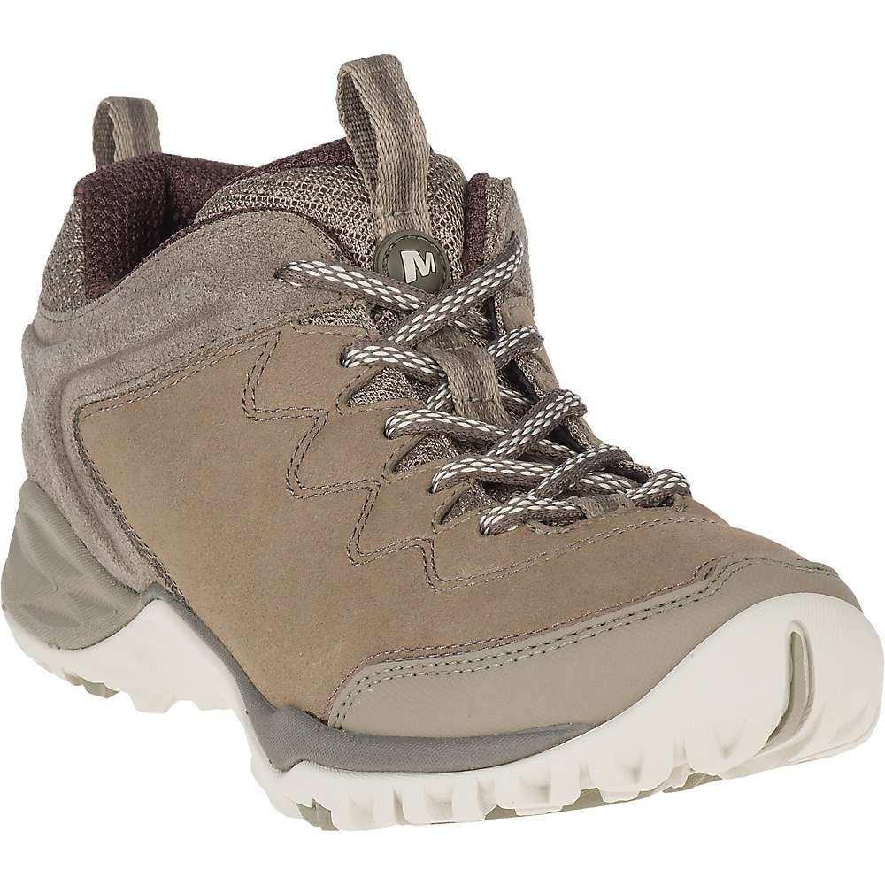 メレル Merrell レディース ハイキング・登山 シューズ・靴【siren traveller q2 shoe】Brindle/Earth