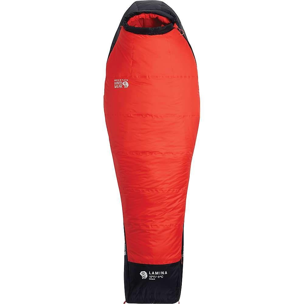 マウンテンハードウェア レディース 売れ筋 ハイキング 登山 その他ハイキング 登山用品 Poppy Red 35%OFF サイズ交換無料 sleeping bag -9c Mountain Hardwear 寝袋 lamina 15f