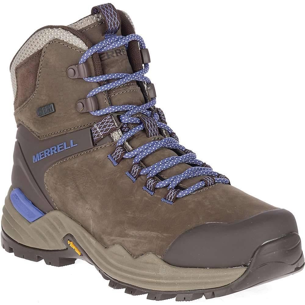 メレル Merrell レディース ハイキング・登山 ブーツ シューズ・靴【phaserbound 2 tall waterproof boot】Boulder