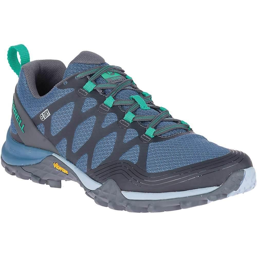 メレル Merrell レディース ハイキング・登山 シューズ・靴【siren 3 waterproof shoe】Bluestone