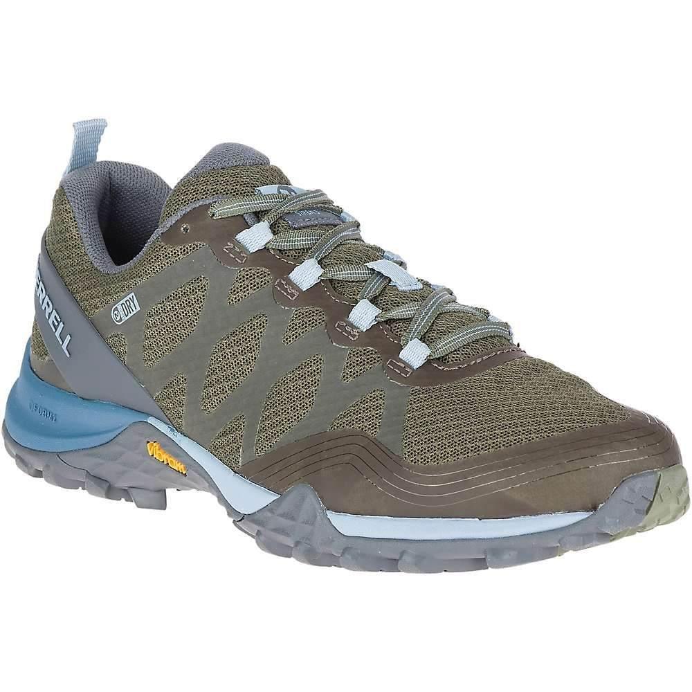 メレル Merrell レディース ハイキング・登山 シューズ・靴【siren 3 waterproof shoe】Lichen