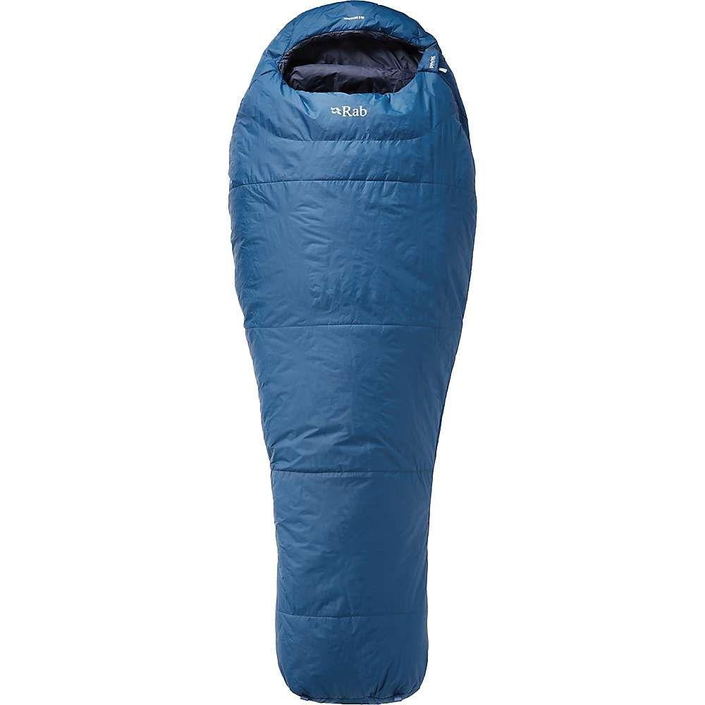 ラブ Rab レディース ハイキング・登山 寝袋【ignition 3 sleeping bag】Ink