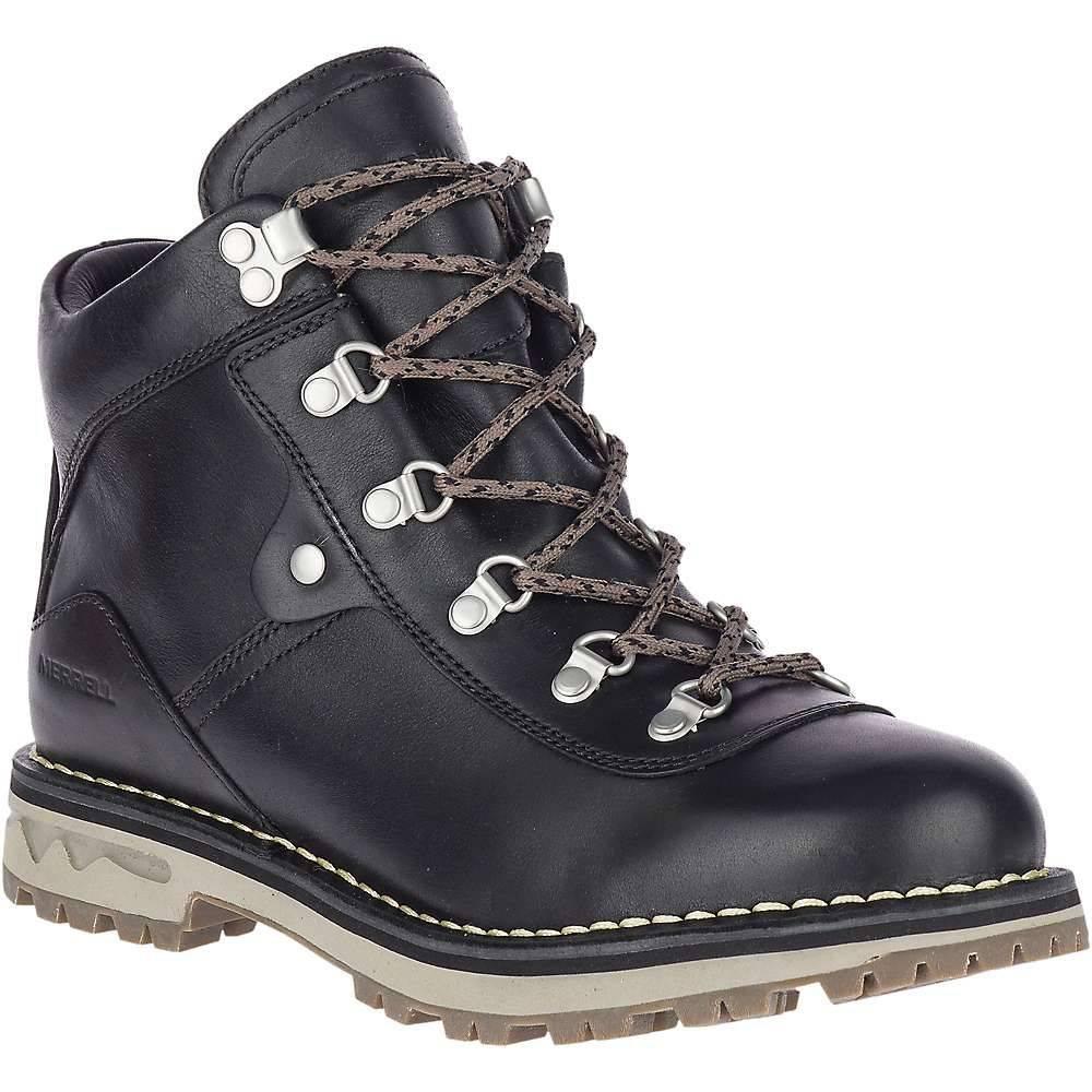 メレル Merrell レディース ハイキング・登山 ブーツ シューズ・靴【sugarbush essex boot】Black
