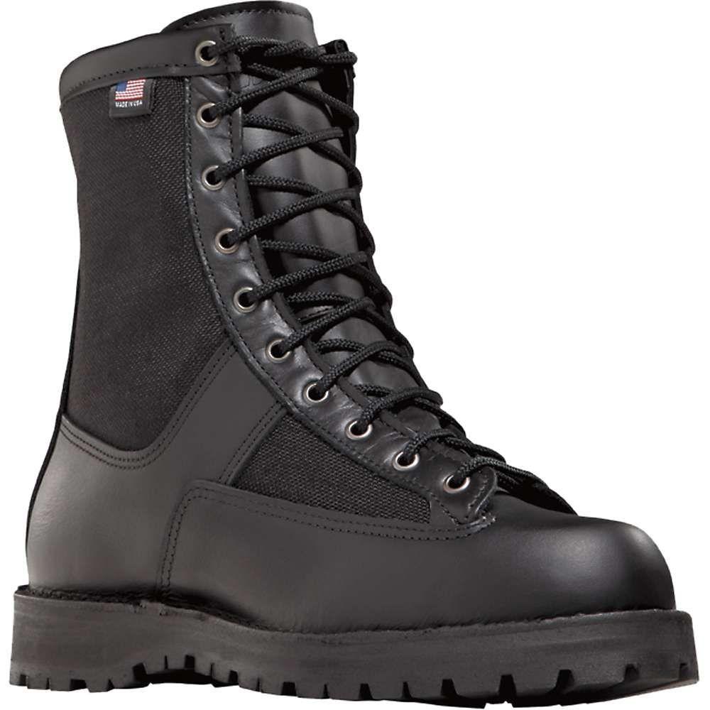 ダナー Danner レディース ハイキング・登山 ブーツ シューズ・靴【acadia 8in 400g insulated gtx boot】Black