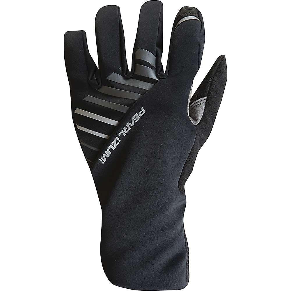 パールイズミ Pearl Izumi レディース 手袋・グローブ ソフトシェル【elite softshell gel glove】Black