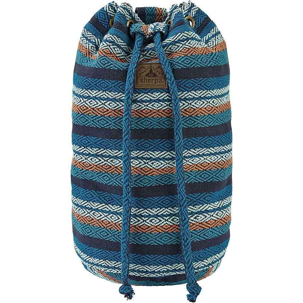 シェルパ Sherpa レディース トートバッグ バッグ【jhola one strap bag】Rathee Blue