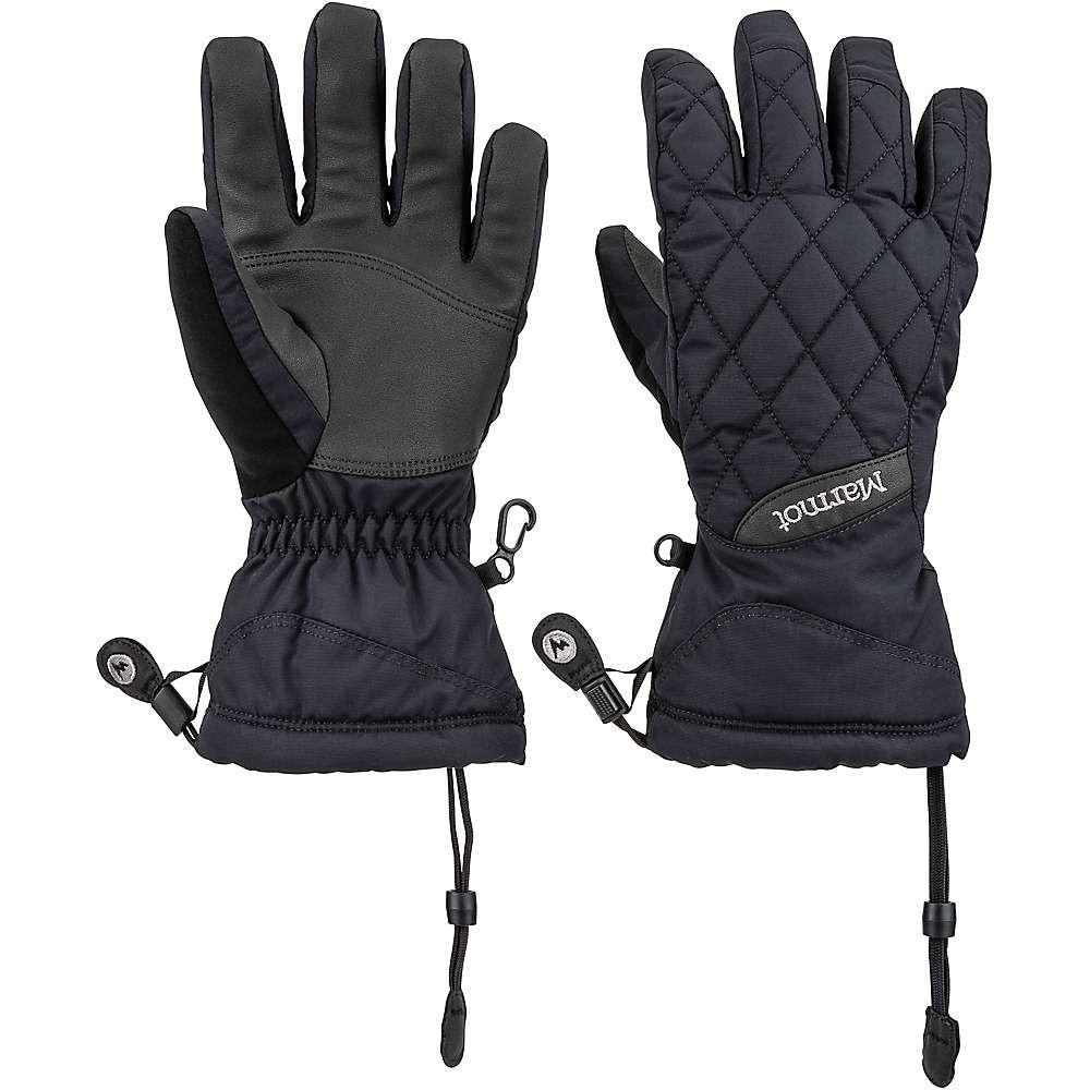 マーモット Marmot レディース 手袋・グローブ 【moraine glove】Black